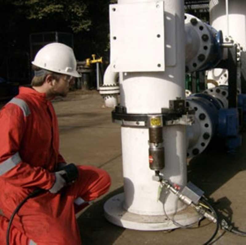 Equipamentos para Usinagem de Campo em Belford Roxo - Máquina de Usinagem Portátil