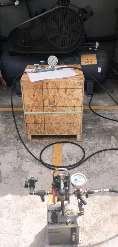 Inspeção Periódica em Vasos de Pressão no São Luís - Inspeções de Vasos de Pressão