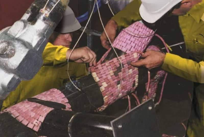 Serviços de Tratamento Térmico Industrial em São Cristóvão - Empresas de Tratamento Térmico em Tubulações