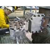 inspeção em tubulações industriais