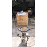 inspeção de vasos de pressão por ultrassom no Manaus