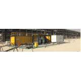 Limpeza química em equipamentos em Macaé