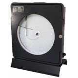 registrador gráfico de temperatura para teste hidrostático