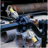 separadores hidráulicos de flanges Macaé