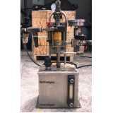 serviço de inspeção de vasos de pressão por ultrassom em Campo Grande