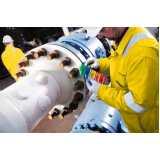 serviço de inspeção dimensional de caldeiraria e tubulação Brasilândia