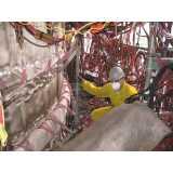 empresas de tratamento térmico em tubulações