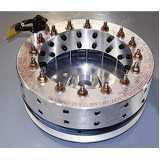 teste hidrostático em compressores
